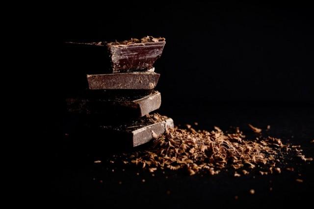 Med den gode chokolade i højsædet
