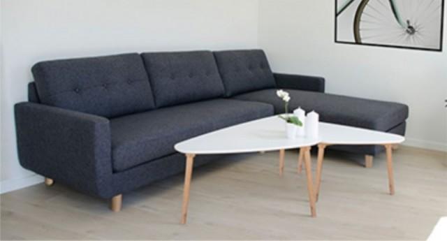 Skab en personlig og hyggelig atmosfære i dit hjem med flotte møbler fra Mobelnord.dk