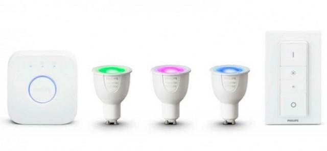 Et personligt belysningssystem.